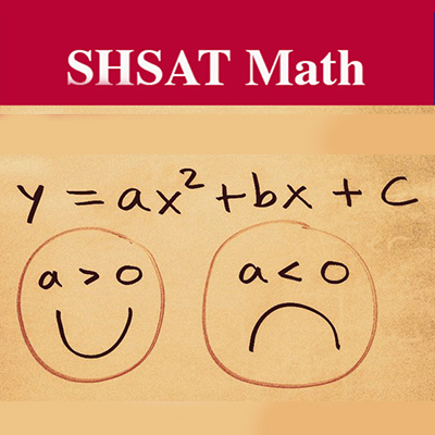 Math section of the SHSAT